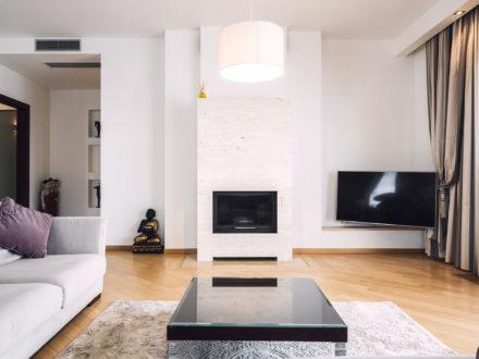 Fotografia Nieruchomości i Wnętrz - Apartament Al. Wilanowska