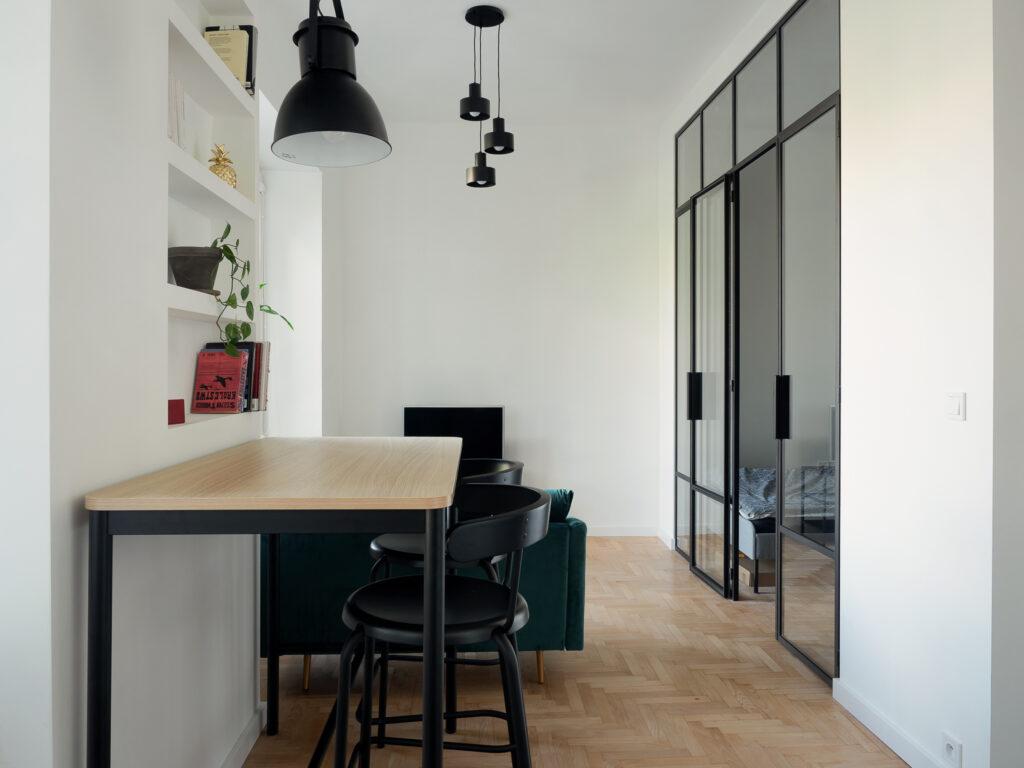 Mieszkanie na Ochocie - Fotografia wnętrz i nieruchomości